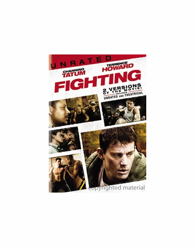 Fighting Rated and Unrated DVD Movie