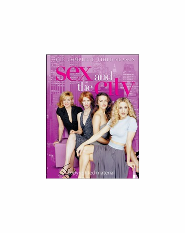 Sex And The City The Complete Third Season