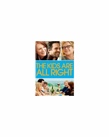 The Kids Are All Right DVD Movie