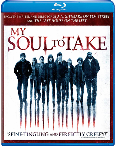 My Soul To Take Blu-ray (USED)