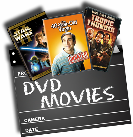 New Arrivals DVD Movies