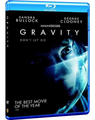 Gravity Blu-ray (USED)