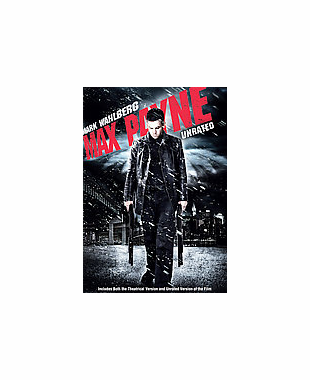 Max Payne Unrated DVD Movie