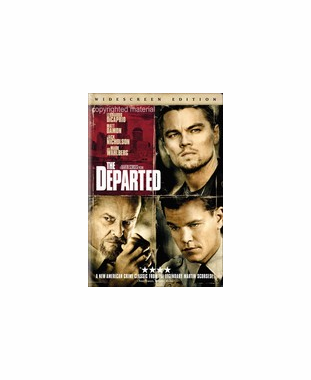 The Departed DVD Movie