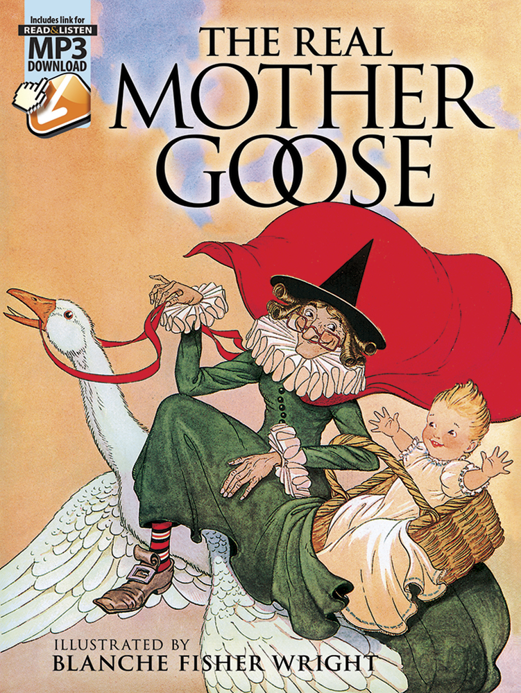 The Real Mother Goose: with MP3 Downloads