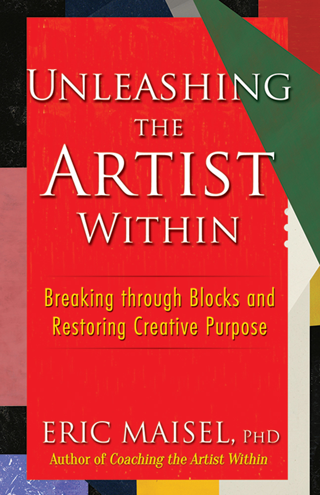 Unleashing the Artist Within: Breaking through Blocks and Restoring Creative Purpose