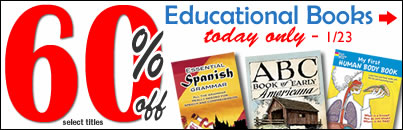 Educational Flash Sale! Save 60%