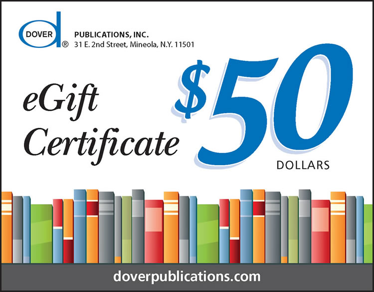 $50 Electronic Gift Certificate