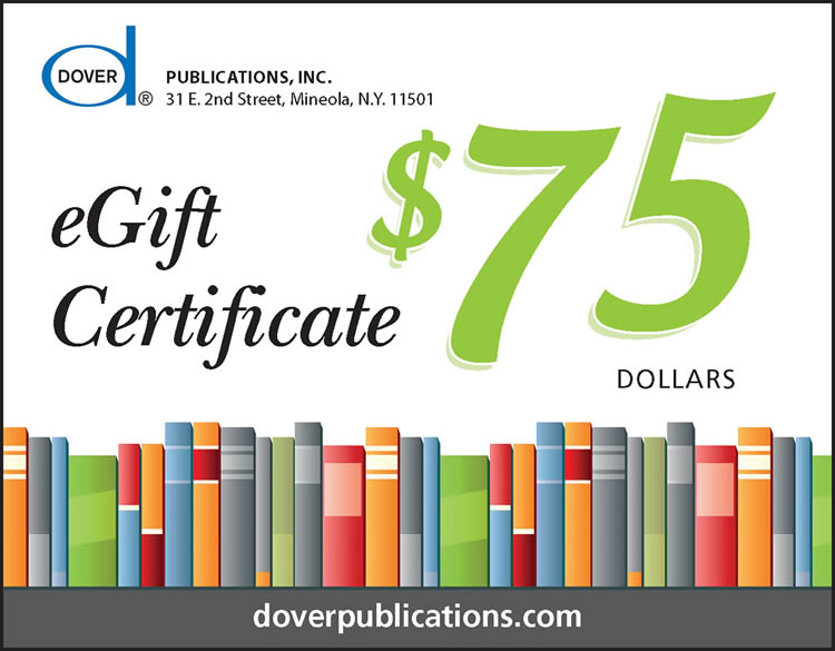 $75 Electronic Gift Certificate