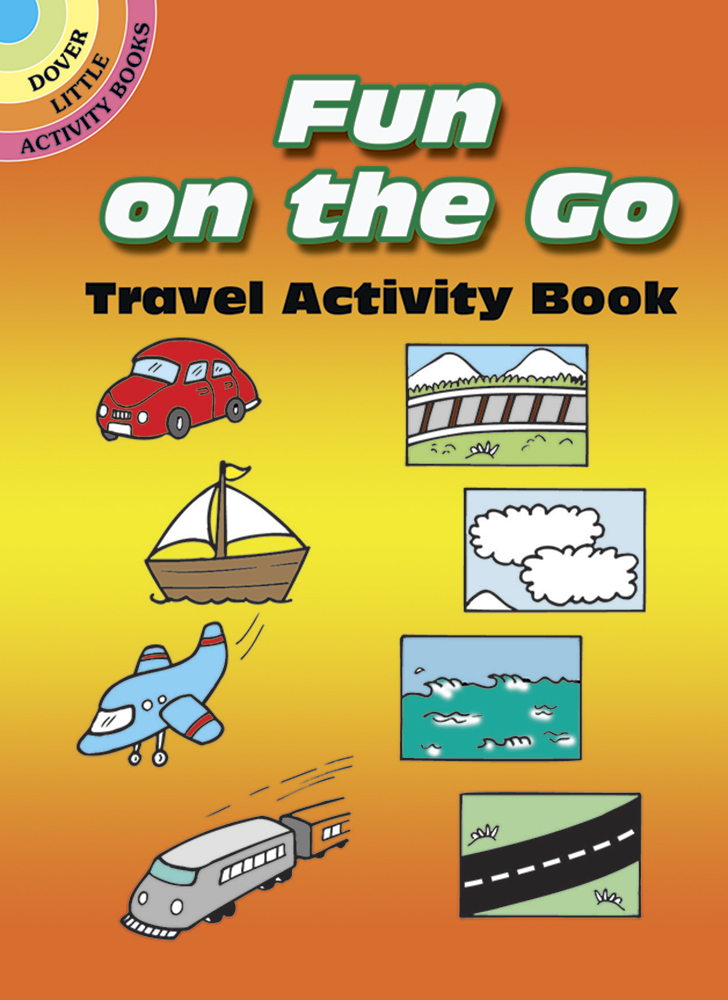Fun on the Go Travel Activity Book