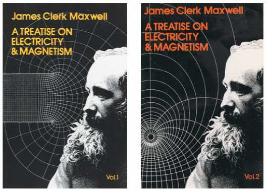 Treatise on Electricity and Magnetism 2 Volume Set