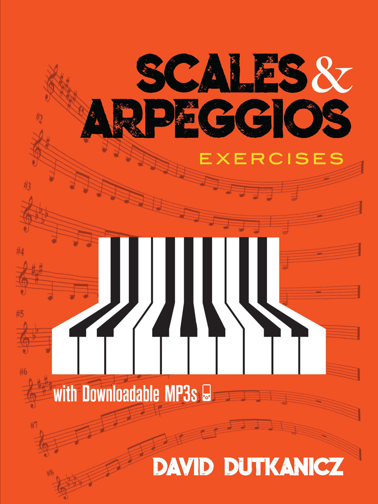 Scales and Arpeggios: Exercises: With Downloadable MP3s