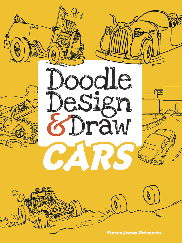 Doodle Design & Draw CARS