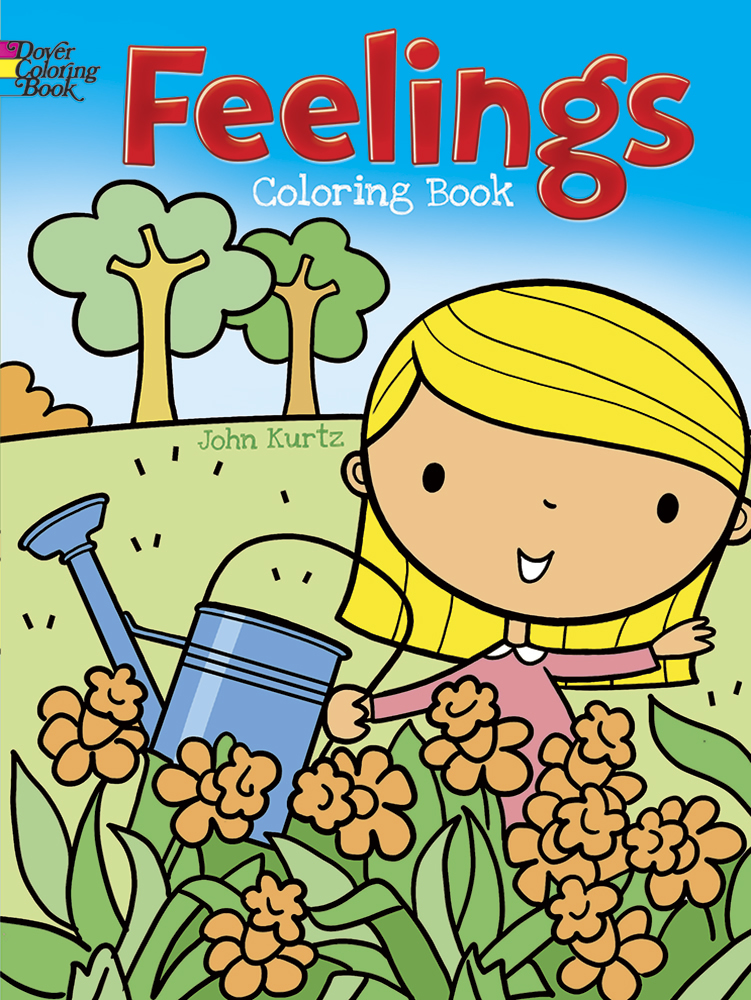 Feelings Coloring Book