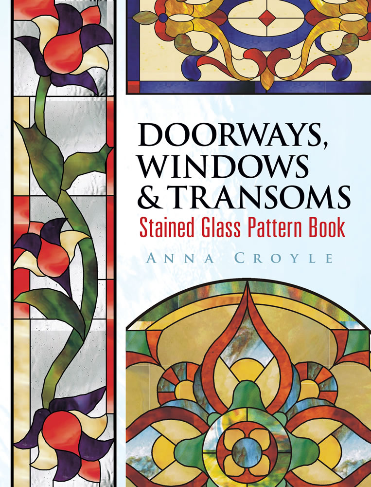 Doorways, Windows & Transoms Stained Glass Pattern Book