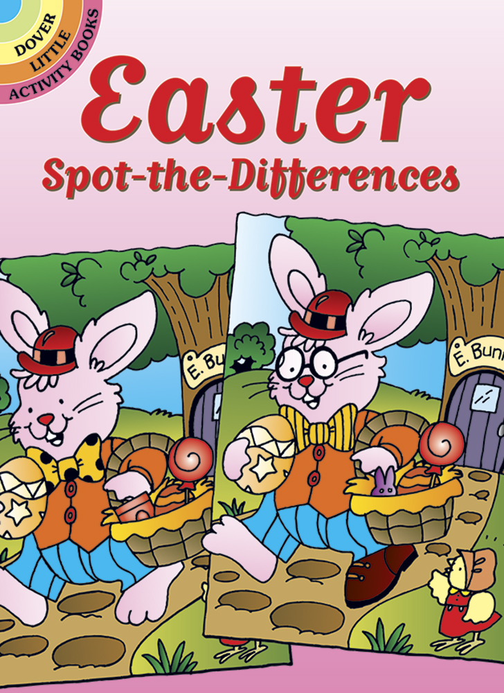 Easter Spot-the-Differences