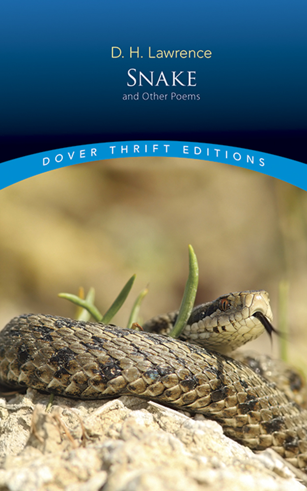 Snake and Other Poems