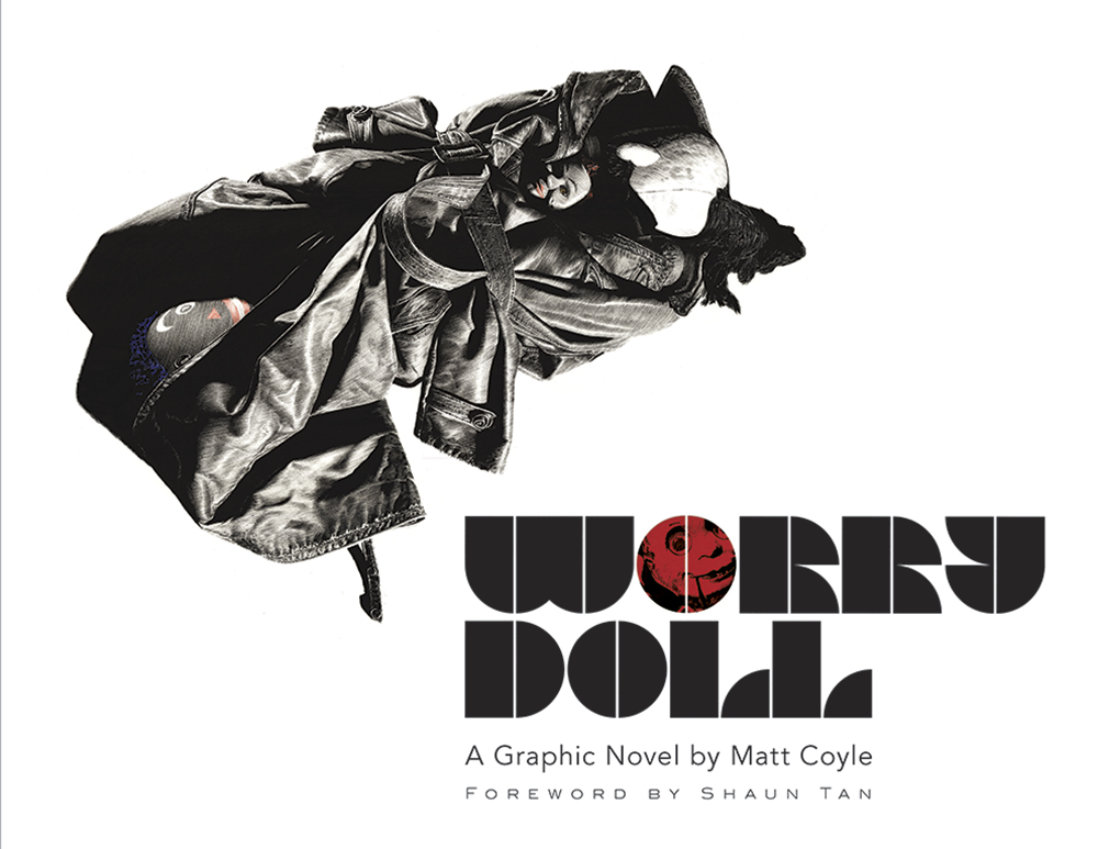 Worry Doll: A Graphic Novel by Matt Coyle
