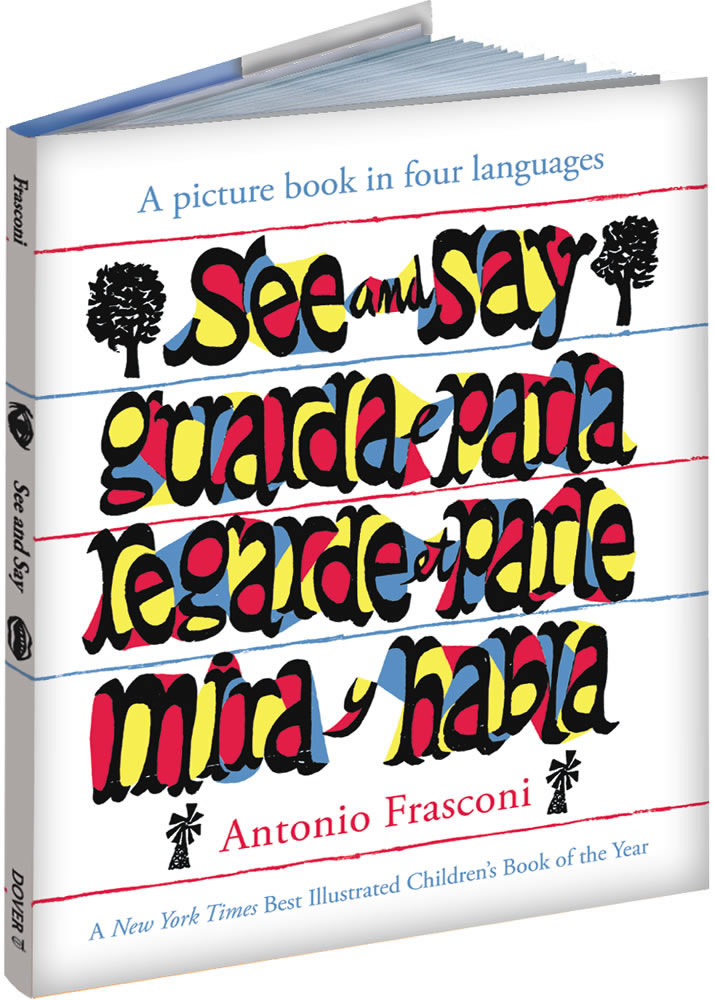 See and Say: A picture book in four languages