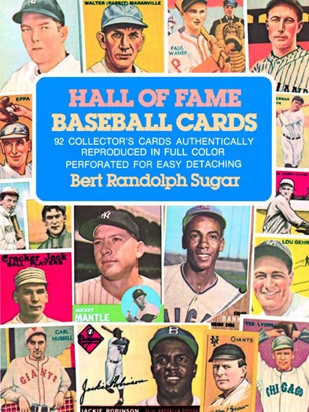 Hall of Fame Baseball Cards