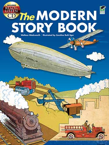 The Modern Story Book: Includes a Read-and-Listen CD