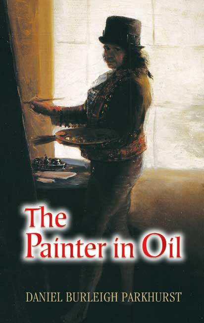 The Painter in Oil
