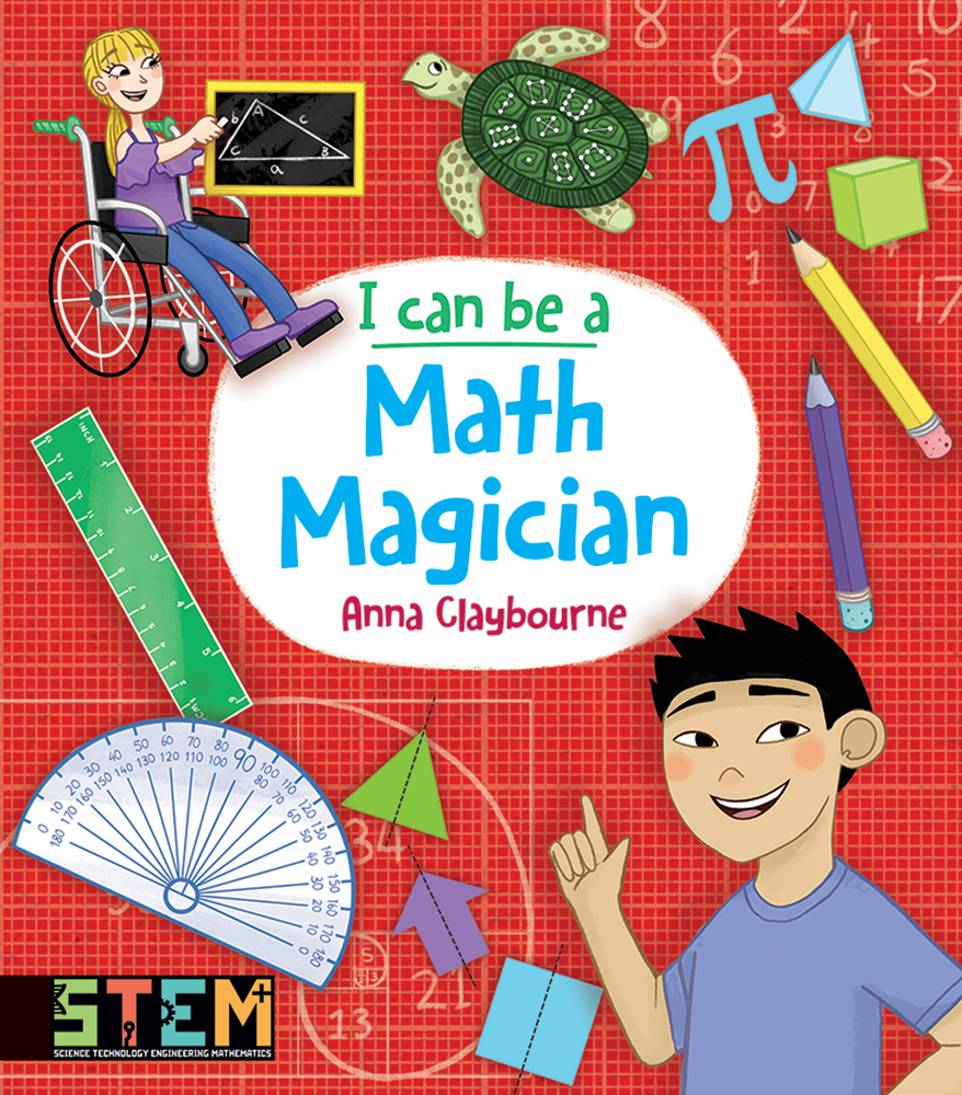 I Can Be a Math Magician: Fun STEM Activities for Kids