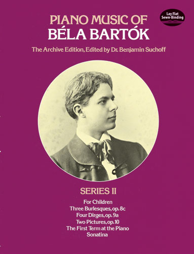 Piano Music of Béla Bartók, Series II