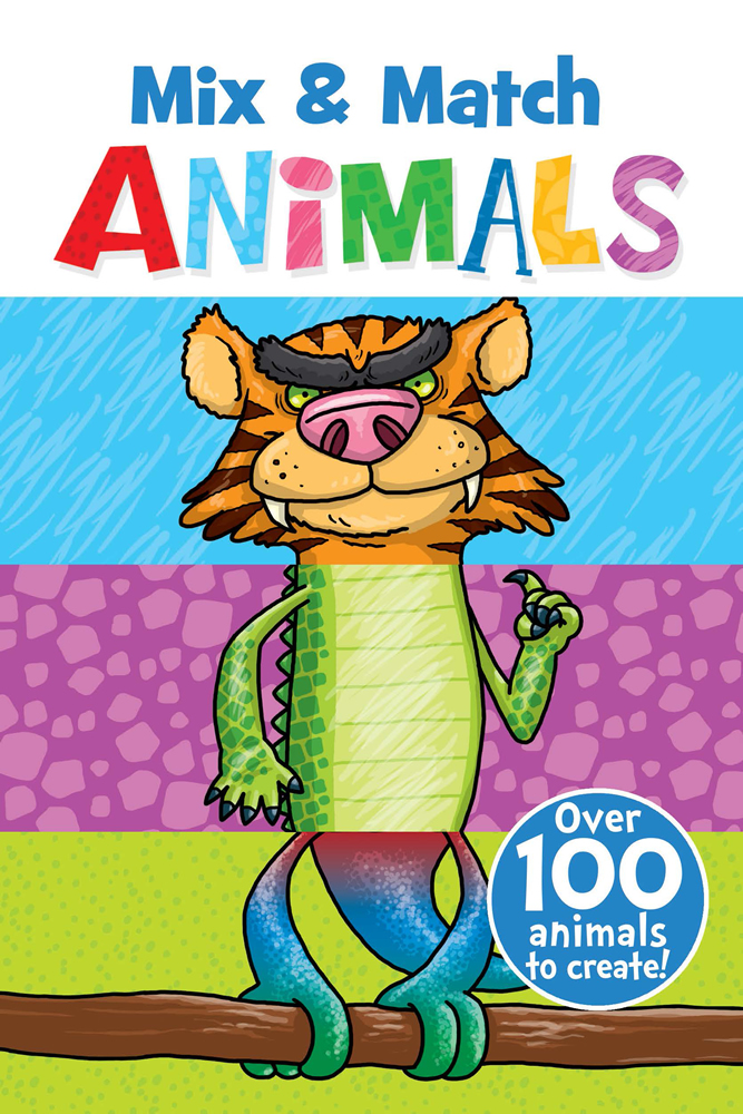 Mix & Match Animals: Over 100 Animals to create!