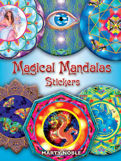 Magical Mandalas Stickers