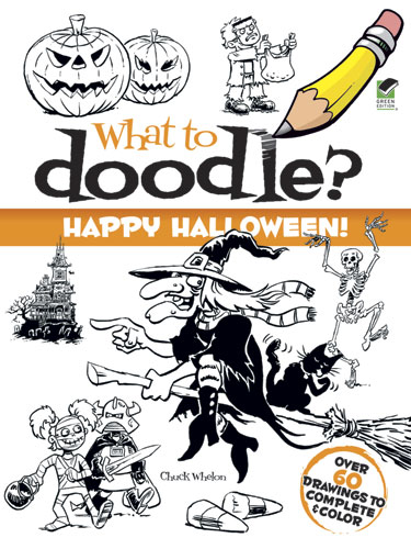 What to Doodle? Happy Halloween!