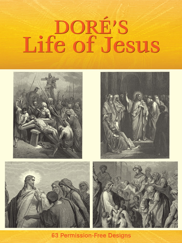 Doré's Life of Jesus CD-ROM and Book