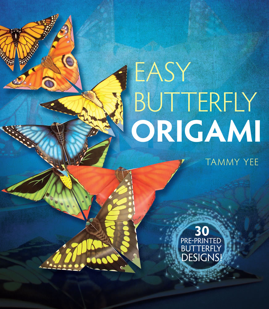 Easy Butterfly Origami