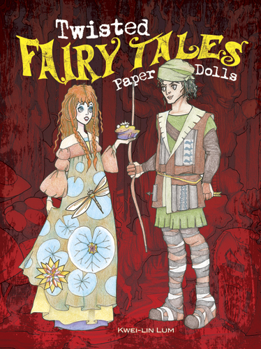 Twisted Fairy Tales Paper Dolls