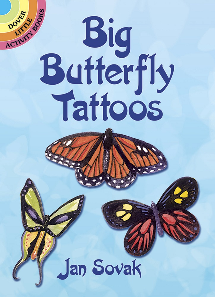 Big Butterfly Tattoos