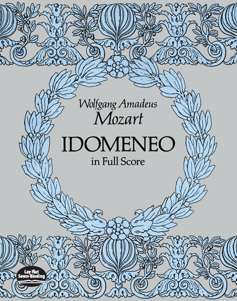Idomeneo in Full Score