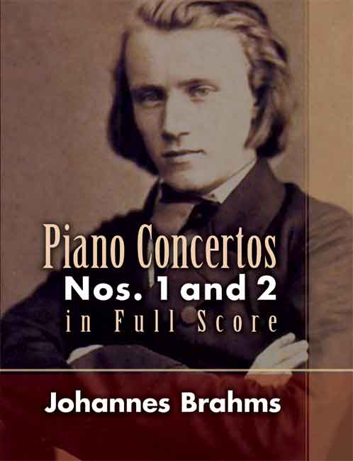 Piano Concertos Nos. 1 and 2 in Full Score