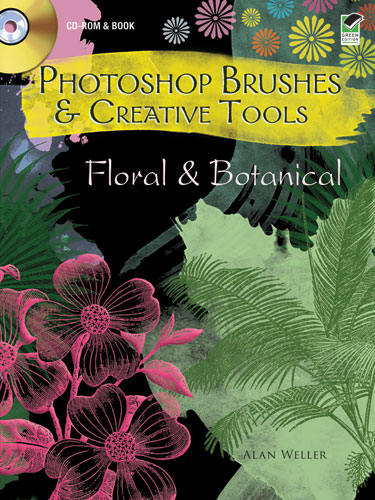 Photoshop Brushes & Creative Tools: Floral and Botanical