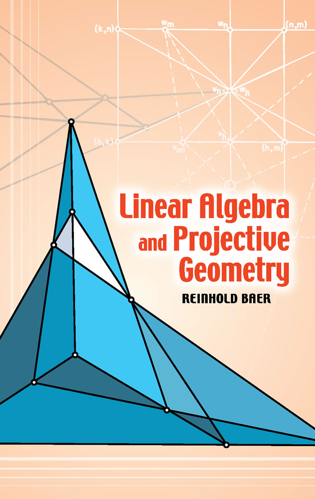 Linear Algebra and Projective Geometry (eBook)