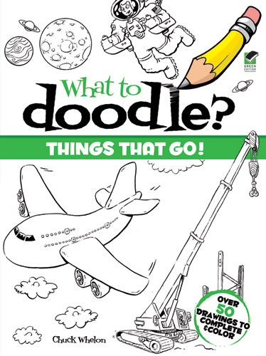 What to Doodle? Things That Go!