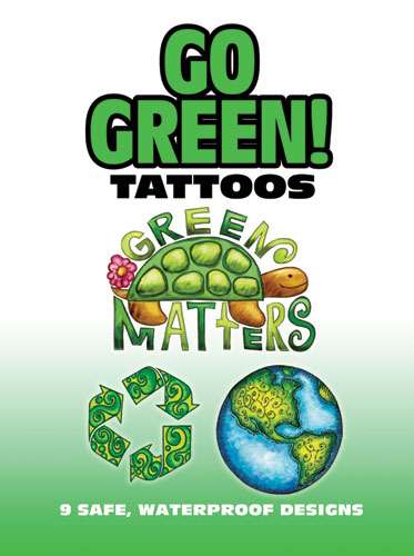Go Green! Tattoos