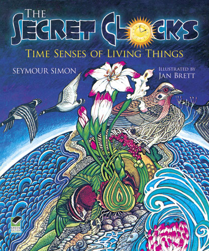 The Secret Clocks: Time Senses of Living Things
