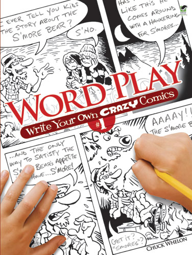 Word Play: Write Your Own Crazy Comics #1