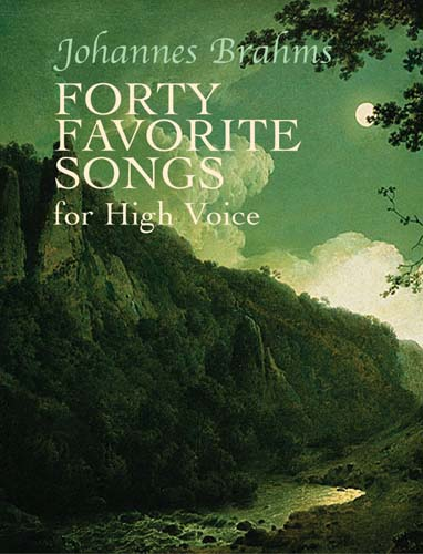 Forty Favorite Songs for High Voice