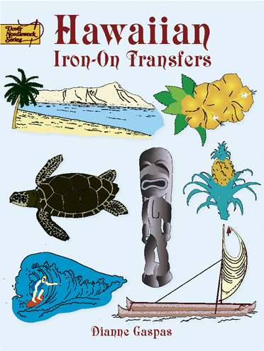 Hawaiian Iron-On Transfers