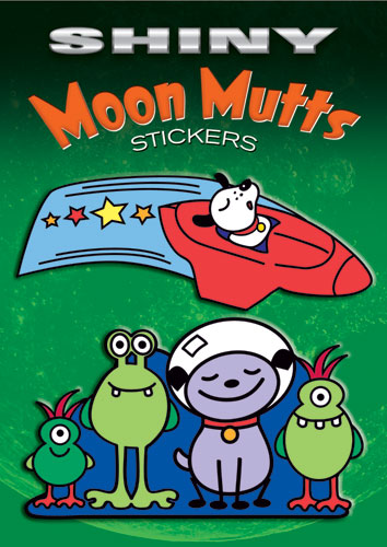 Shiny Moon Mutts Stickers
