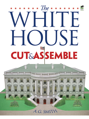 The White House Cut & Assemble