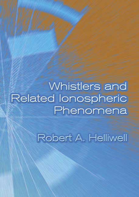 Whistlers and Related Ionospheric Phenomena