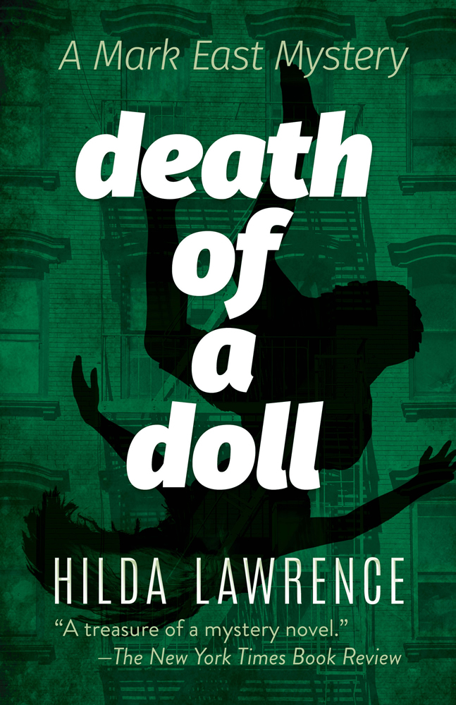 Death of a Doll: A Mark East Mystery