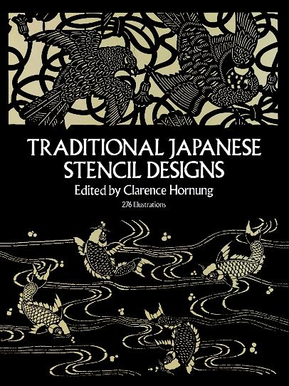 Traditional Japanese Stencil Designs
